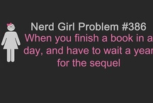 Nerd Girl. / by Z Sloan
