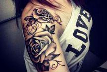 tatoos / by Gracie Gottler