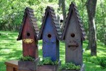 Birdhouses / by Nardia Smith