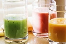 {Smoothie Recipes} / Smoothies make a great, healthy snack
