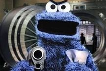 Cookie Monster ㋡