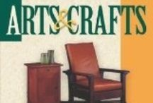 ...arts and crafts style...one... / ...a movement in america and europe during the late 19th century and early 20th century to design and build items using handcraftsmanship over mass produced factory items... more to see on arts and crafts style...two... / by donna gravedoni bjork
