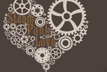 Stephanie (its code for weddings) / A little more on the steampunk side.  / by Jean Panyard-Davis