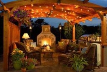 al fresco / patios & porches & all things for outdoor living / by Syndi Stark