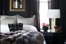 Master Bedroom Designs / Elegant, stunning master bedroom inspiration and design.