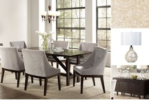Thanksgiving Dining / Something for everyone! Dining for small, medium and large families. All styles: contemporary, casual, transitional, traditional, and much more!