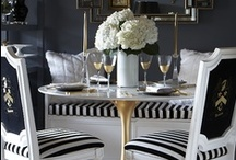 Dinning Room Designs / Beautiful dining rooms inspiration and ideas