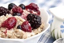{Porridge} / I love porridge for breakfast on a chilly day