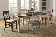 Let's Dine! / Whether your dining room is expected to be formal in