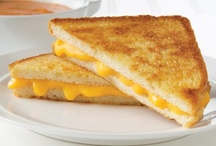 {Grilled Cheese} / Make your grilled cheese interesting