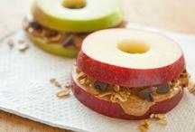 {Snacks} / delicious, healthy snacks