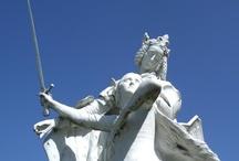 Jeanne d' Arc / Joan of Arc  / by Jean Panyard-Davis