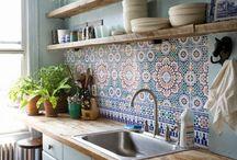 kitchen / by Virginie Déjean