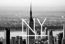 New York City / The Big Apple