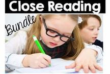 K-3 Close Reading / Close reading resources and ideas for the K-3 classroom.
