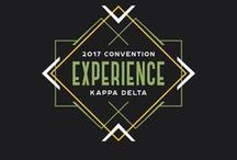Convention 2017: Experience / Kappa Delta's 62nd biennial National Convention will take place June 28 – July 1, 2017 at the Arizona Biltmore in Phoenix, Arizona.