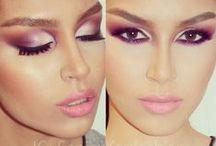 Eye Makeup Looks / by Danielle Gray