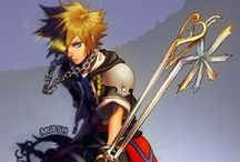 Kingdom hearts / <3
