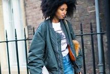The Bomber Jacket / by Danielle Gray