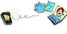 Forfatterens SoMe guide / Her gemmer jeg links til nyttige artikler, der handler om sociale medier og forfattere.