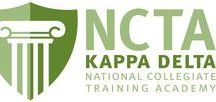 NCTA 2018 / Kappa Delta's National Collegiate Training Academy takes place Jan. 26-28, 2018, at the Hyatt Regency Orlando.