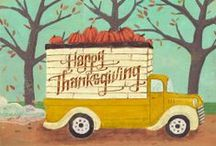 Thanksgiving / by Diana Moffo