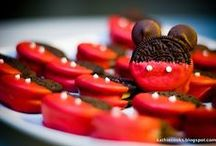 Cute Food~ No recipe needed :) / Most of this is lunch/party ideas for kids / by Kimberly Skoglund