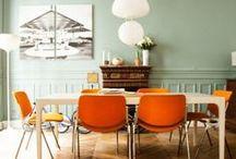 { Favorite Places & Spaces } / ... j'y poserai mes valises volontiers ! D'autres ambiances sur www.libertydeco.fr !