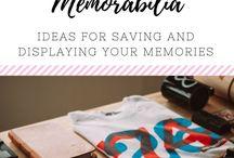(HOME) Memorabilia