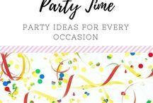 (PARTY) Ideas