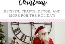 (HOLIDAY) Christmas & The Holidays