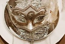 Masquerade / W-day details with a hint of whimsical fantasy ♡
