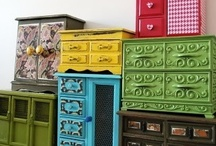 Furniture Ideas / by Karen House Morrison