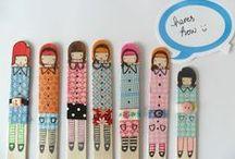 Craft Inspiration / by Daphne Ledesma Schilansky