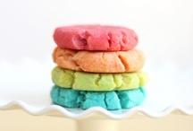 Cookies, Brownies & Bars / by Kimberly Skoglund