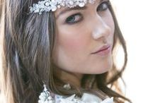 Wedding Hair and Makeup / Wedding worthy makeup and beauty inspiration for your perfect bridal look ♡