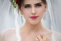 Wedding Hair & Beauty / Gorgeous wedding & bridal hair ideas. DIY wedding hair tutorials. Chic accessorized hair looks we love!