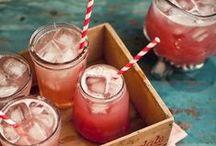 Drinks / by Kimberly Skoglund