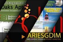 Graphic Design / http://ariesgdim.com