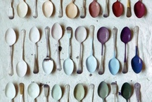 kitchen love / by Lindy Dowhaniuk