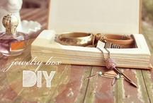 DIY Jewelry Displays / Great ideas to display jewelry! / by GLOSS Jewelry
