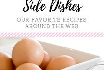 (FOOD) Side Dishes