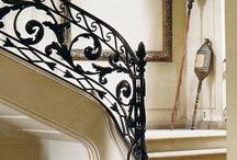 STAIRS / staircases / by Marietta Tsiliki