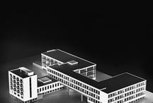 The Bauhaus - Walter Gropius, Architect / by Marietta Tsiliki
