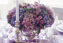 Beautiful Table Tops / by Anne Kepple