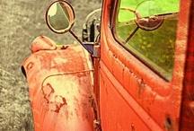 Photography / weathered, abandoned, rusty but...beautiful / by Marietta Tsiliki