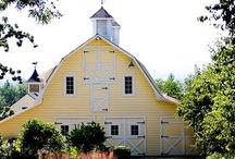 Dream barn / by Geralyn Humphrey