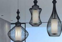 Interiors + lighting