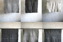 textiles / by Lindy Dowhaniuk