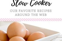 (FOOD) Slow Cooker Recipes